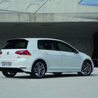 Volkswagen Golf R-Line packages introduced