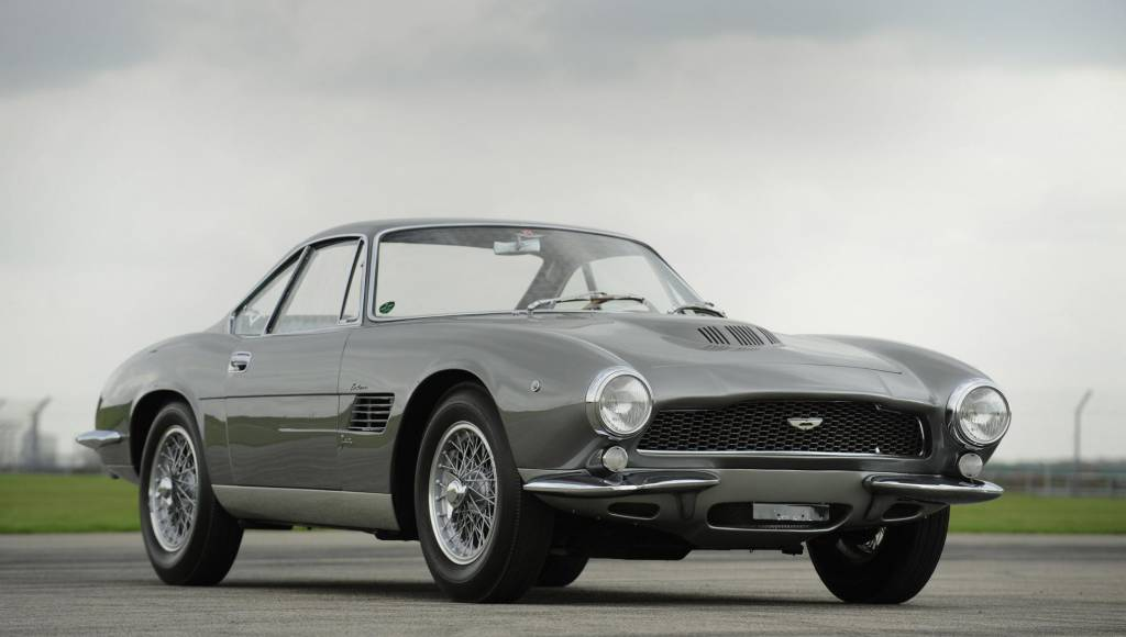 1961 Aston Martin DB4GT is the most expensive Aston Martin ever