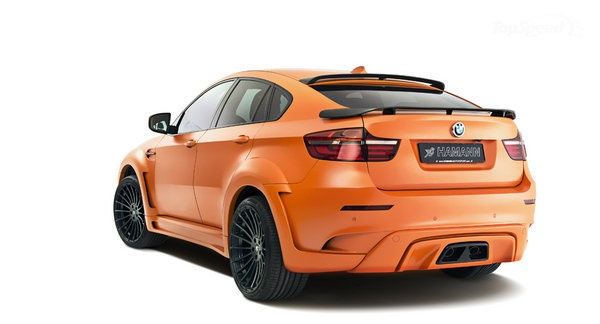 2013 BMW X6 M Tycoon II prepared by Hamann