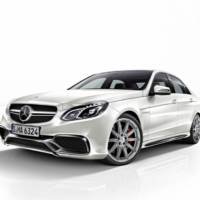 2013 Mercedes E63 AMG S-Model starts from 83.740 pounds in the UK
