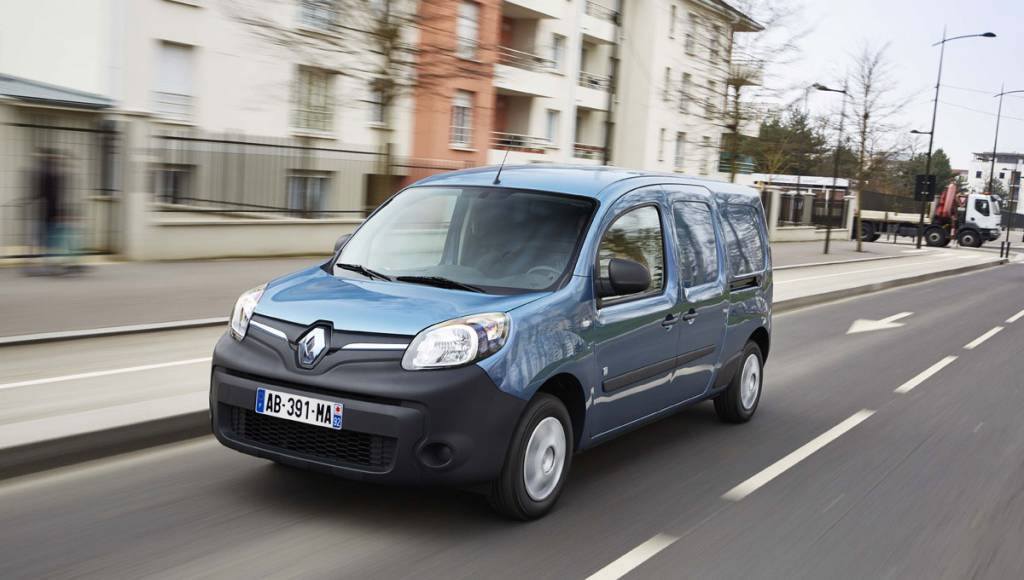 2013 Renault Kangoo revised line-up reaches showrooms