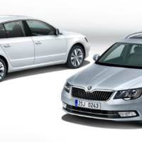 2013 Skoda Superb facelift starts at 18.555 pounds in UK