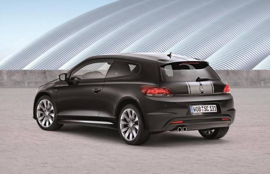2013 Volkswagen Scirocco Million celebrates 1 million units produced