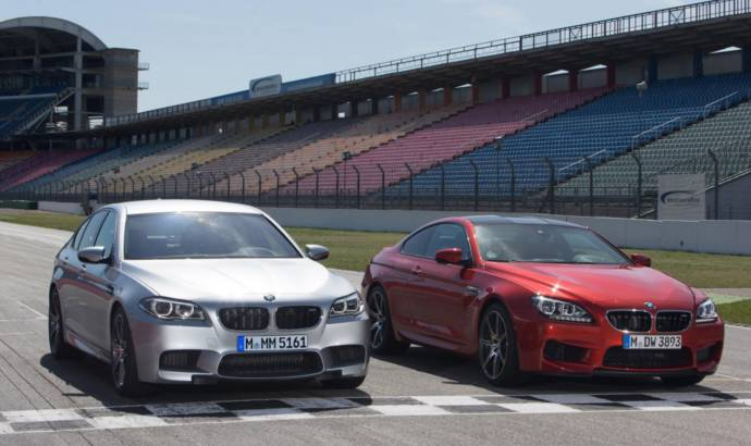 2014 BMW M5 and M6 Competition Package introduced