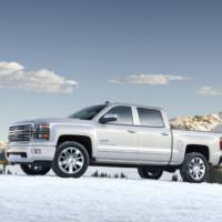 2014 Chevrolet Silverado High Country announced