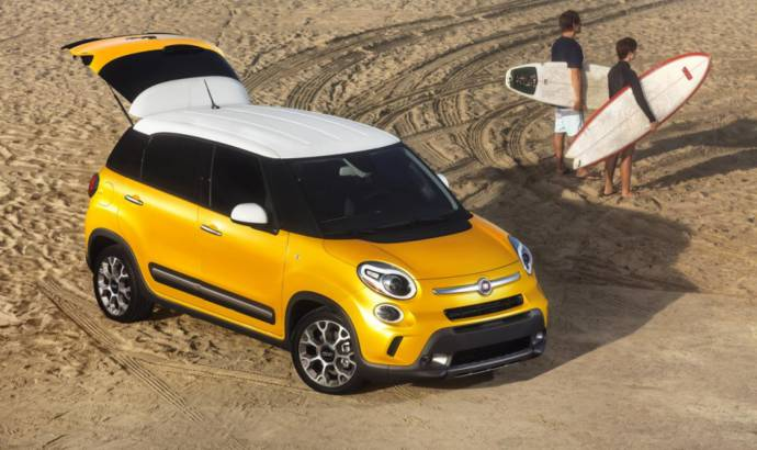 2014 Fiat 500L reaches US showrooms at 19.100 USD