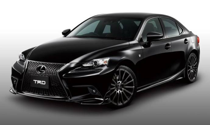 2014 Lexus IS modified by TRD