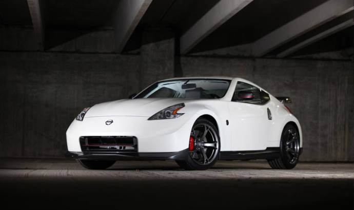 2014 Nissan 370Z Nismo gets a revised exterior