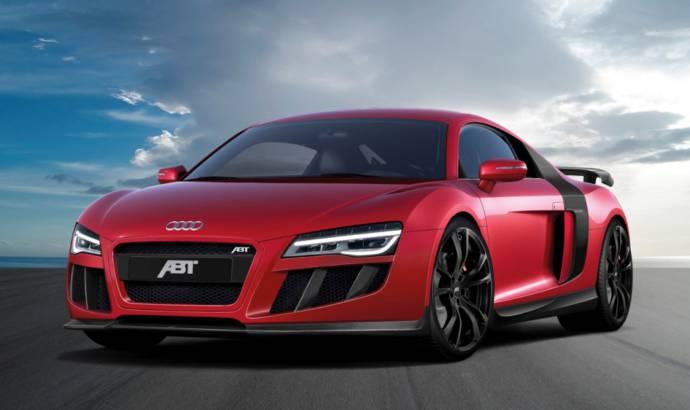 ABT Audi R8 V10 introduced