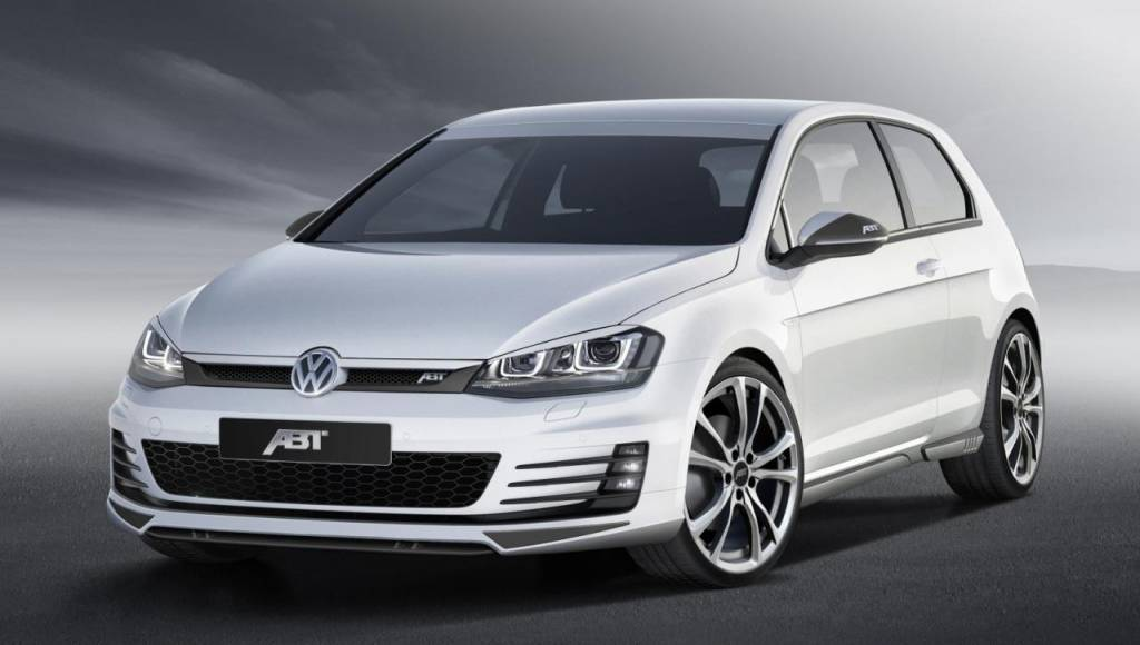 ABT Sportsline Volkswagen Golf 7 GTD