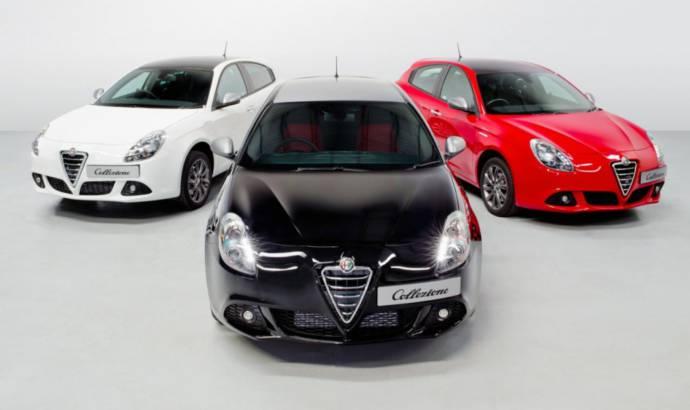 Alfa Romeo Giulietta Colletzione - a new limited edition only for UK