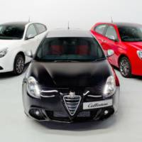 Alfa Romeo Giulietta Collezione available from 18.265 pounds in the UK