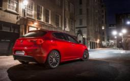 Alfa Romeo Giulietta Fast and Furios edition, limited to six pieces