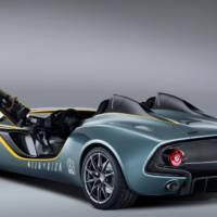 Aston Martin CC100 Speedster - The Centenary Concept