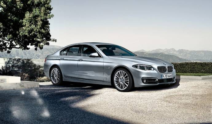 BMW 518d available from 29.830 pounds in UK