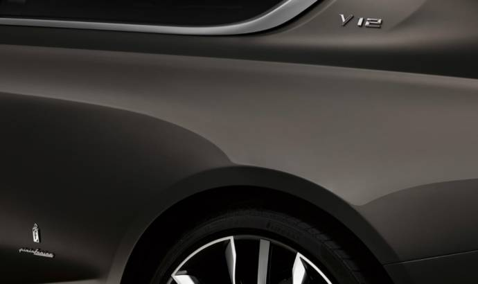 BMW Pininfarina Gran Lusso Coupe Concept - first teasers