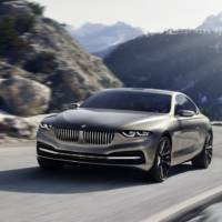 BMW Pininfarina Gran Lusso Coupe - first official images and details