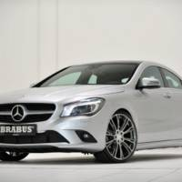 Brabus Mercedes CLA tuning kit unveiled