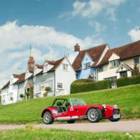 Caterham Limited Edition Pack celebrates 40 years