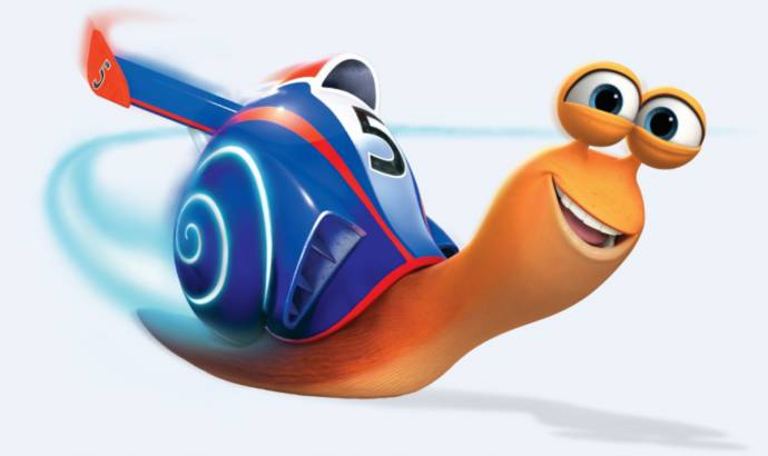 Chevrolet and DreamWorks Studios give life to new Turbo character