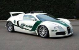 Dubai Police will buy a Bugatti Veyron