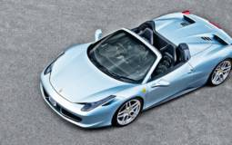 Ferrari 458 Spider tweaked by A. Kahn Design