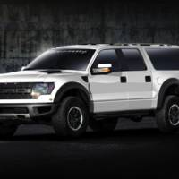 Hennessey VelociRaptor SUV introduced at 149.500 US dollars