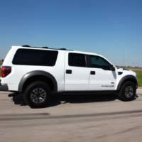 Hennessey VelociRaptor SUV introduced at 149.500 US dollars