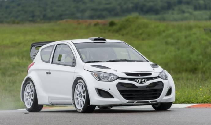 Hyundai i20 WRC succesfully finishes tests