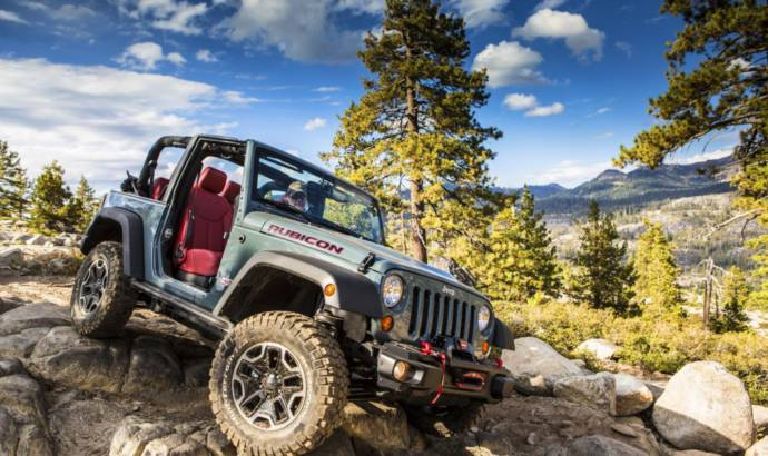 Jeep Wrangler reached one million units assembled in Toledo plant