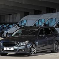 KTW Mercedes E-Class Estate tuning program