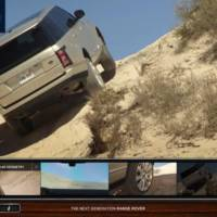 Land Rover launches driving app for new Range Rover