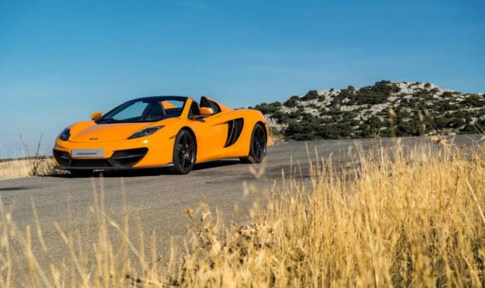 McLaren 50 12C and 50 12C Spider - Two anniversary limited edition