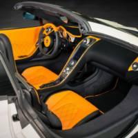 McLaren MP4-12C Spider modified by Gemballa