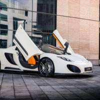 McLaren MP4-12C Spider modified by Gemballa