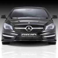 Mercedes-Benz CLA modified by Piecha Design