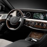 Mercedes-Benz has unveiled the new 2014 S-Class