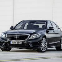 Mercedes-Benz will launch the 2014 S-Class Edition 1