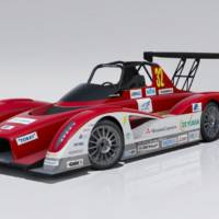 Mitsubishi will compete at Pikes Peak with the MiEV Evolution II