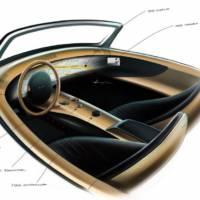 Moretti EGS Concept - a tribute to 750 Grand Sport Berlinetta