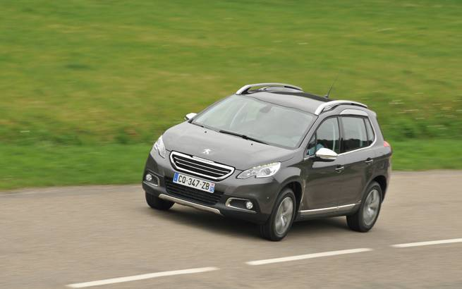 Peugeot 2008 starts from 12.995 pounds in UK