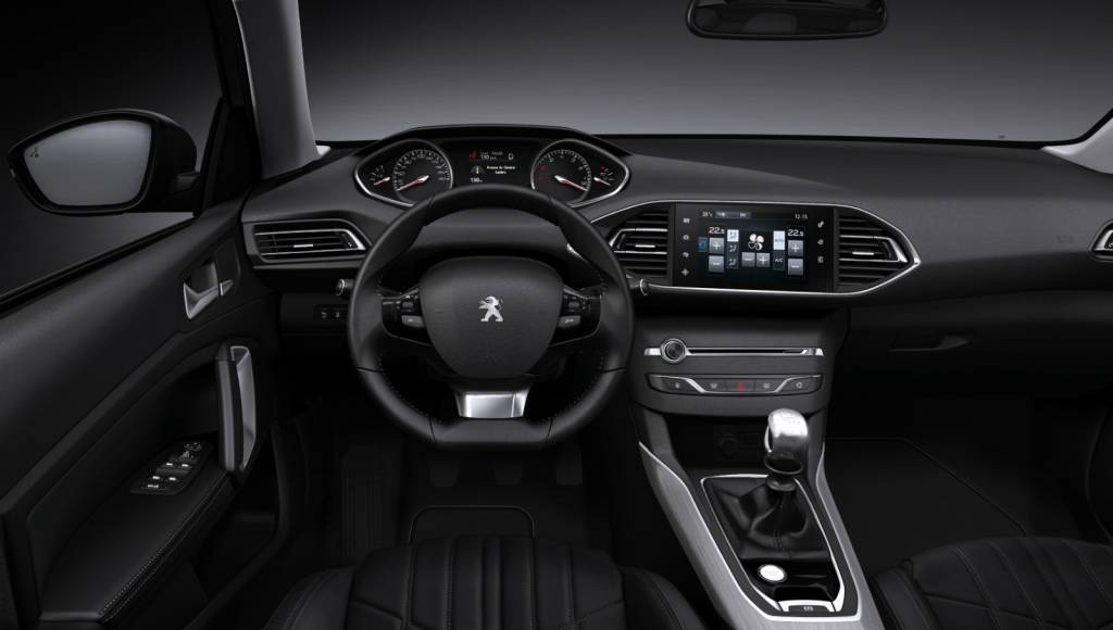 Peugeot 308 - first official photos and details