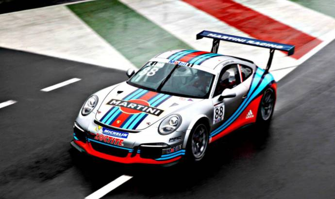 Porsche 911 GT3 Cup by Martini Racing