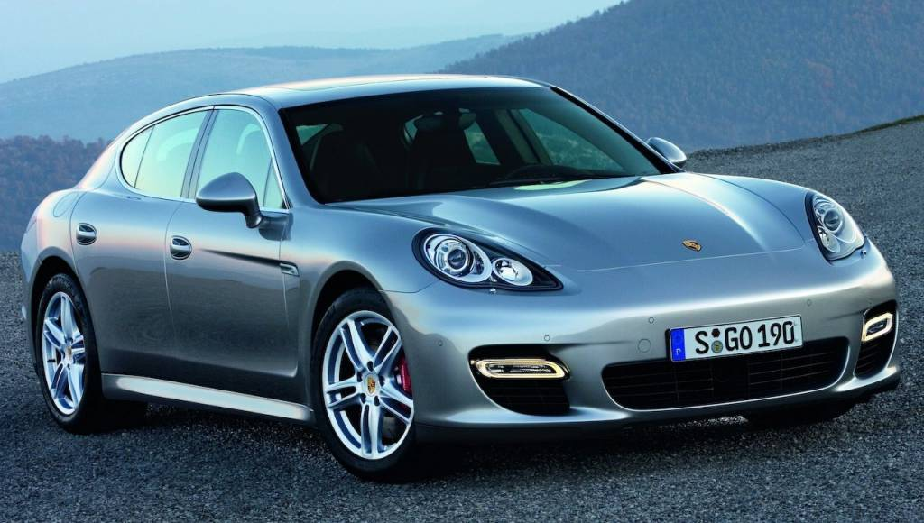 Porsche delivers 100.000 Panamera since the start of production