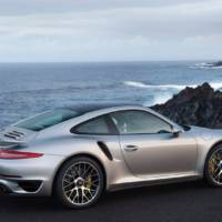 Porsche has unveiled the 911 Turbo and Turbo S