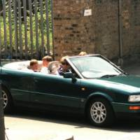 Princess Diana Audi Quattro to be auctioned