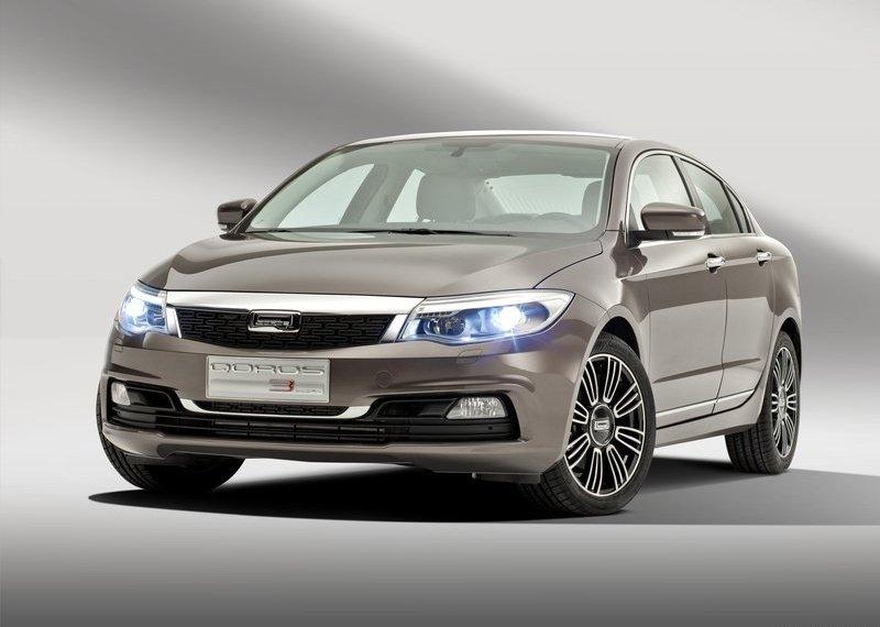 Qoros 3 Sedan named Most beautiful car in Shanghai Auto Show