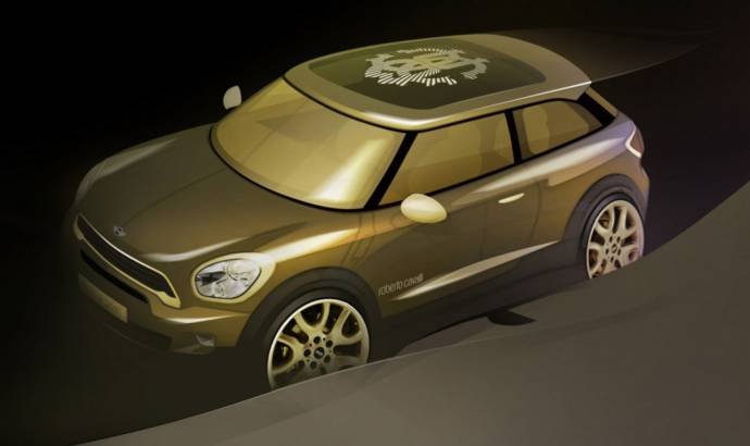 Roberto Cavalli Mini Paceman for Vienna Life Ball