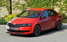 Skoda Rapid Sport Concept unveiled at Worthersee