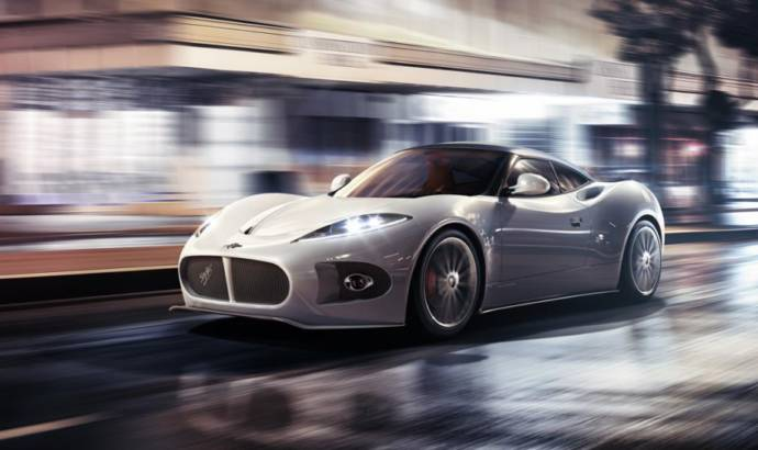 Spyker announces the launch of B6 Venator Spyder